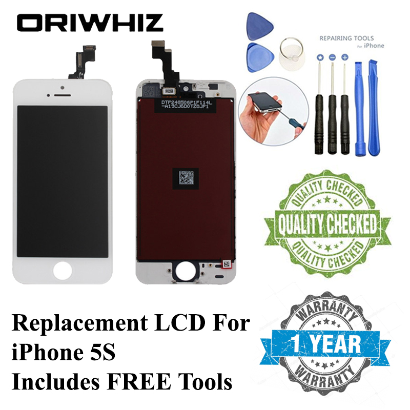 8b3178798c1 Grade AAA Screen LCD for iPhone 4 4S 5 5S 5C SE Display LCD Touch Screen  Replacement With Digitizer Assembly Highscreen Display